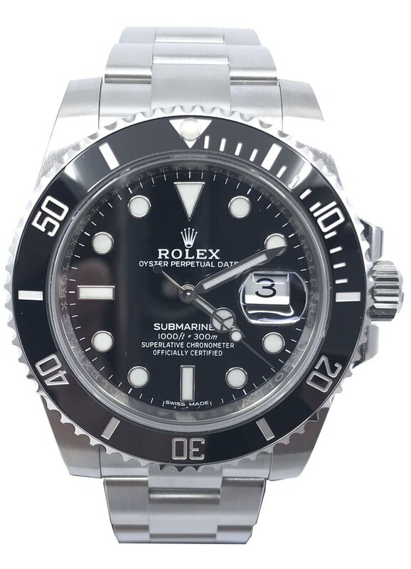 Rolex Submariner Date 11661OLN
