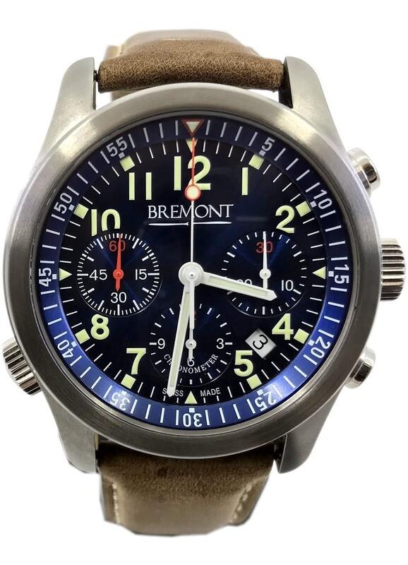 Bremont ALT1/PL/BL Pilot