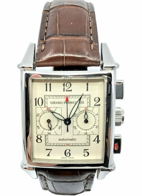Girard Perregaux Vintage 1945 Chronograph Limited Edition Model 2599