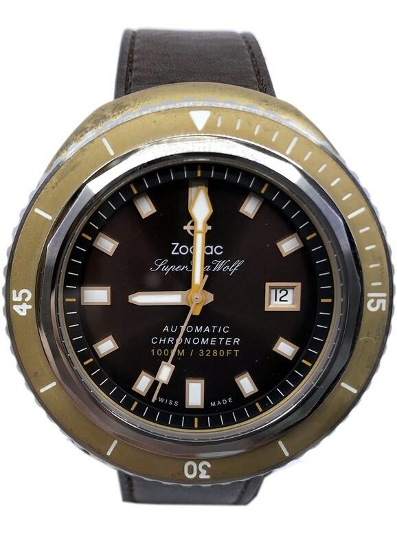 Zodiac Super Sea Wolf 68 Limited Edition ZO9505-1