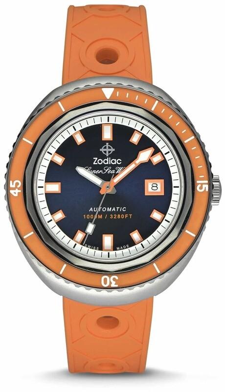 Zodiac Super Sea Wolf 68 Saturation