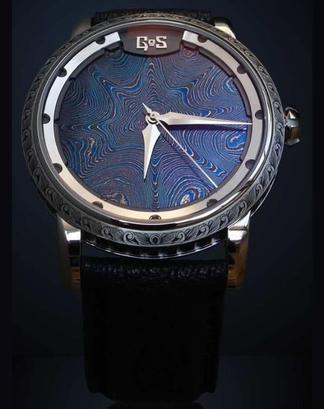 GoS Sarek Midnight Blue