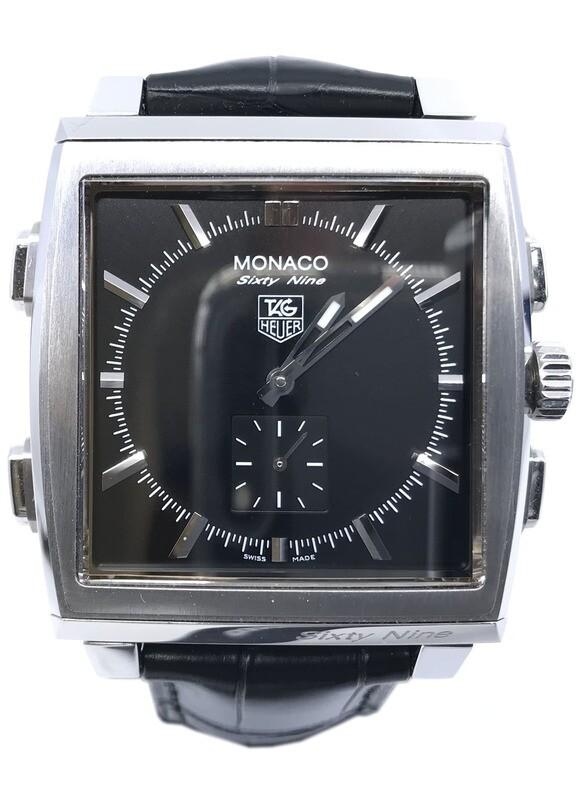 Tag Heuer Monaco Sixty-Nine Analog/Digital CW9110.FC6177