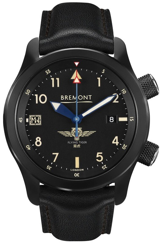 Bremont Michael Wong Flying Tiger Limited Edition