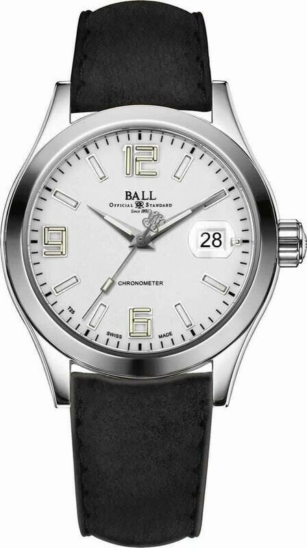 Ball Watch Engineer II Pioneer NM2026C-L4CAJ-SL