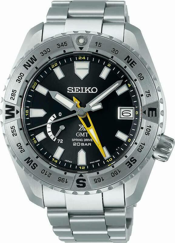 Seiko LX Prospex SNR025