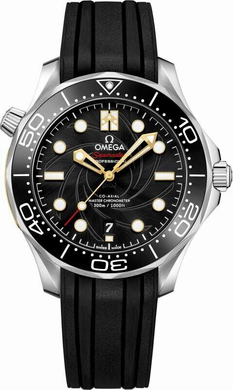 Omega Seamaster Diver 300 James Bond Limited Edition