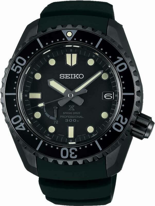 Seiko LX Prospex SNR031