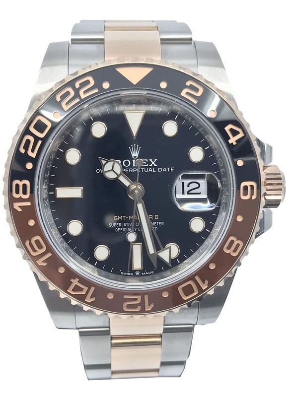 Rolex GMT-Master II RootBeer 126711CHNR