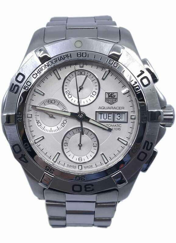 Tag Heuer Aquaracer CAF2110 Automatic Chronograph