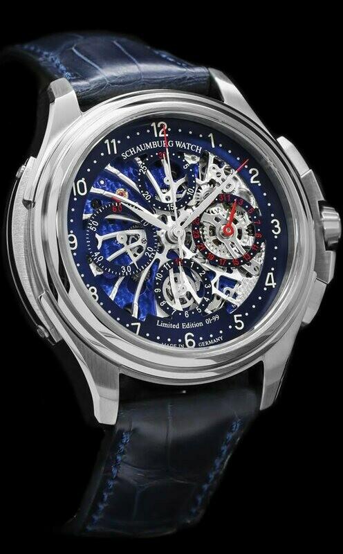 Schaumburg Watch Urbanic Galaxy Limited Edition 01-99