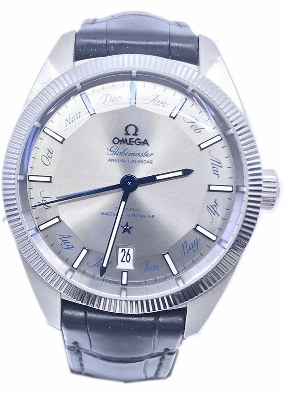 Omega Constellation Globemaster Annual Calendar 130.33.41.22.06.001