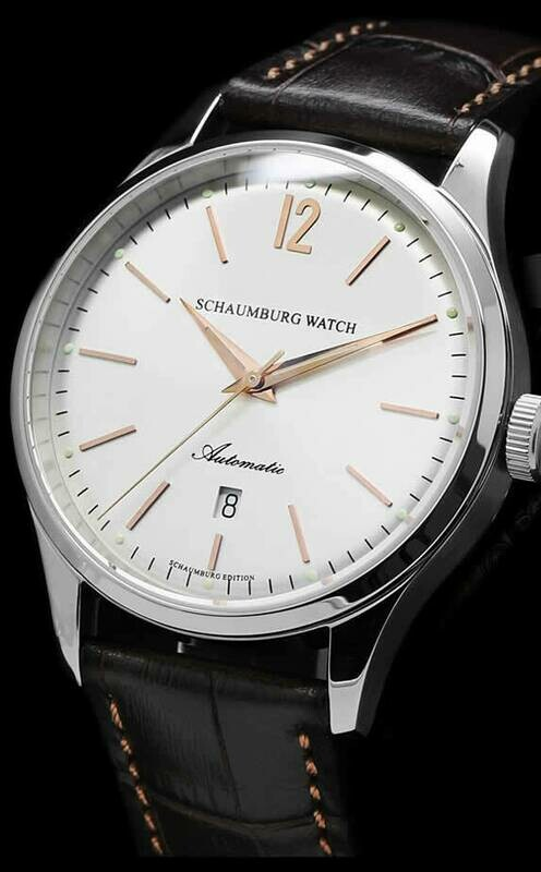 Schaumburg Watch Classoco 1950 Edition