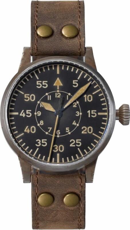 Laco Pilot Watch Dortmund Erbstüeck
