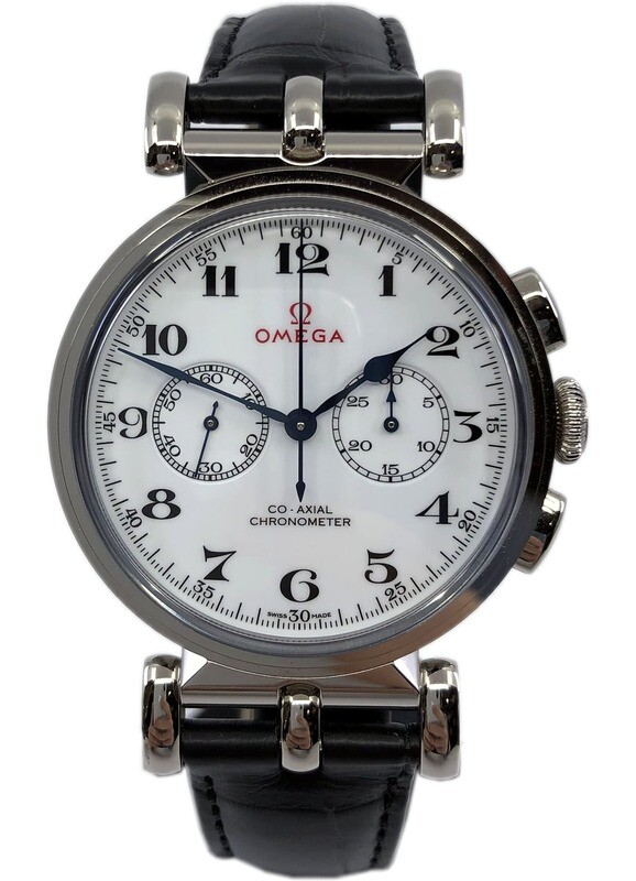 Omega Olympic Official Timekeeper 522.53.38.50.04.001