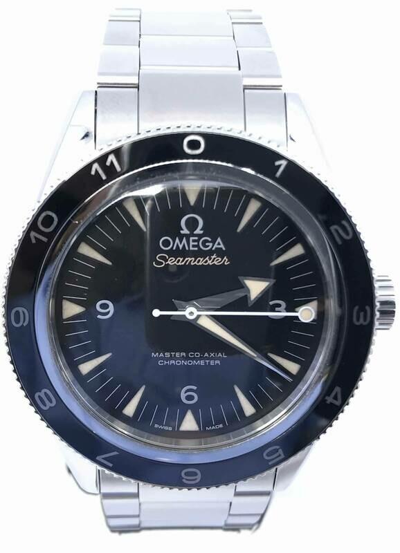 Omega Seamaster 300M James Bond Spectre LE 233.32.41.21.01.001