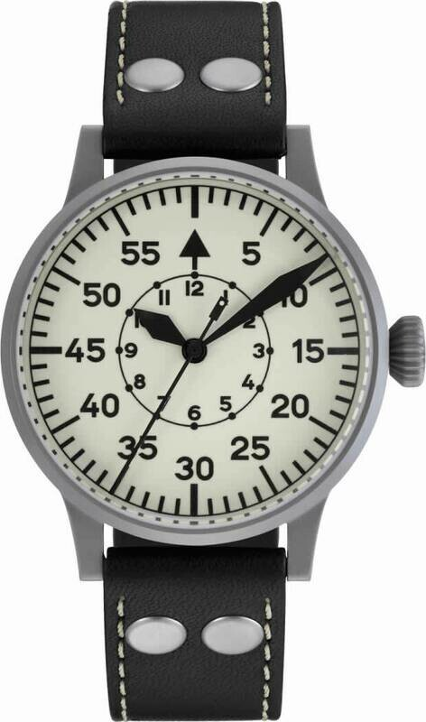 Laco Pilot Watch Wien