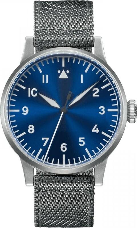 Laco Pilot Watch Müenster Blaue Stunde