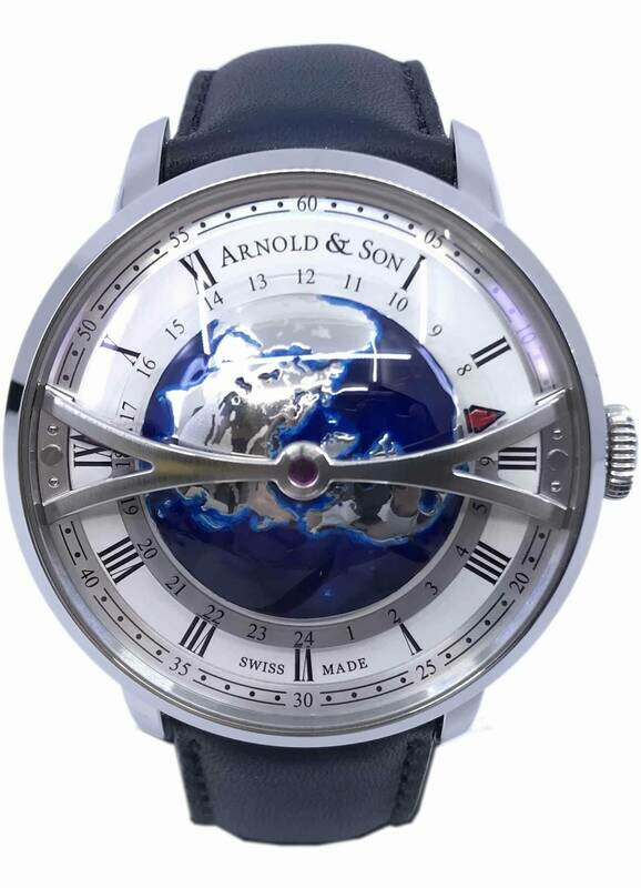 Arnold & Son Globetrotter 1WTAS.S01A.D137S