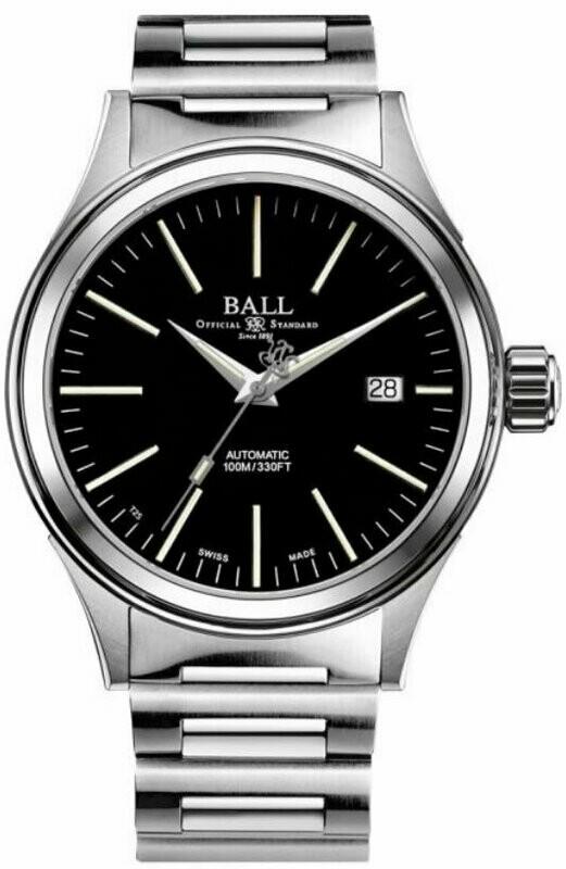 Ball Watch Fireman Enterprise NM2188C-S20J-BK