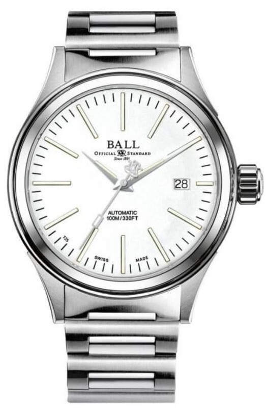 Ball Watch Fireman Enterprise NM2188C-S20J-WH