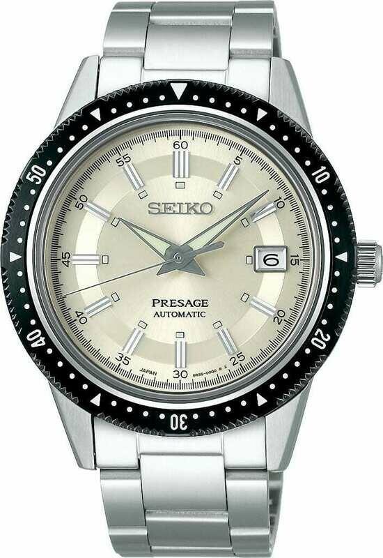 Seiko Presage SPB127