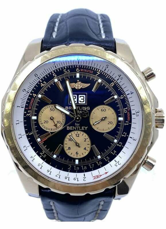 Breitling for Bentley 6.75 18K Gold H44363