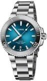 Oris Aquis Date Oceanic Blue 39.5mm
