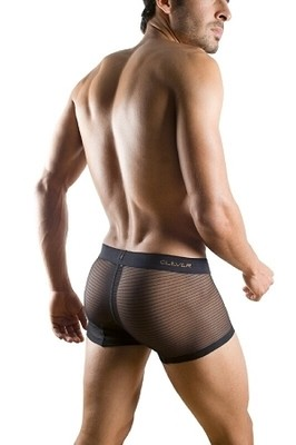Clever Mesh-Bars Boxer Underwear
