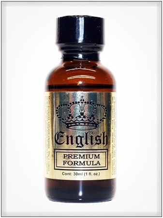 ENGLISH GOLD Premium Formula 30ml