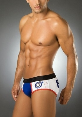 Pipe Funky Fun Equal Brief