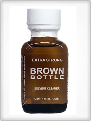 BROWN BOTTLE Extra Strong 30ml