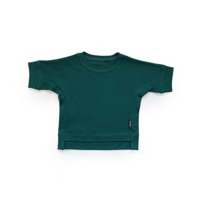 Базовая футболка оверсайз