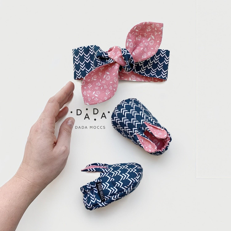 Комплект повязка и моксы Bunny