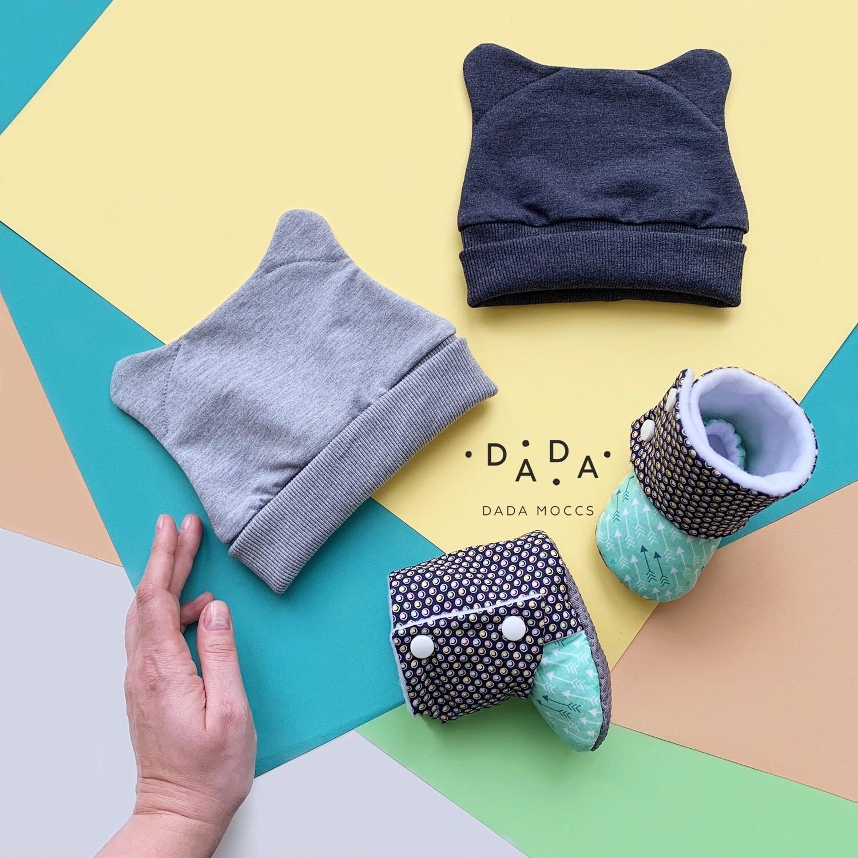Комплект шапочка ZOO и угги