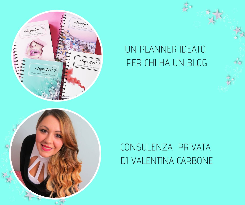 #Inspiration PRO (Consulenza  professionale + Planner)