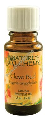 Clove Bud essential oil 0.5 fl oz (PA 96310)