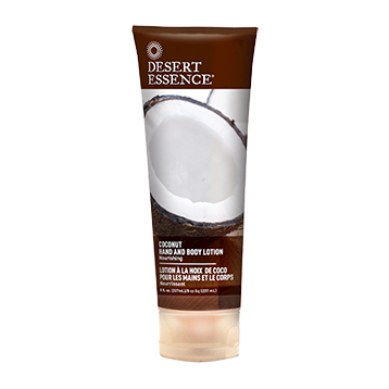 COCONUT HAND AND BODY LOTION 8 FL OZ (EE D37432)