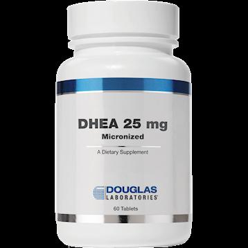 DHEA 25 MG 60 TABS (DHE16)