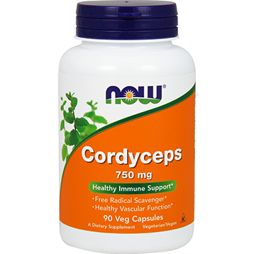 Cordyceps 750 mg 90 Vcaps (EE N3005)