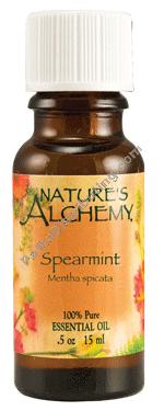 Spearmint essential oil 0.5 fl oz (96330 PA)