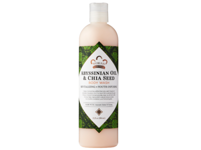 Body Wash Abyssinian Oil & Chia Seed