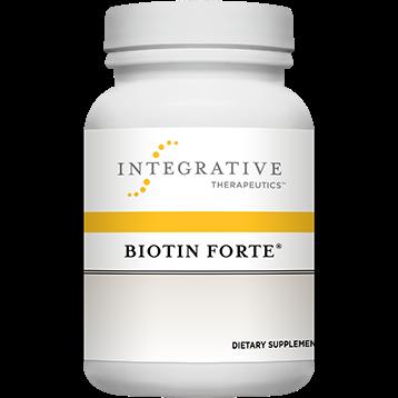 Biotin Forte 60 Veg Caps (EE BIO11)