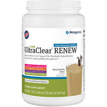 UltraClear RENEW Vanilla 28.8 oz Pwd (EE M20614)