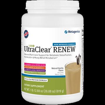 UltraClear RENEW Vanilla 28.8 oz Pwd (EE M20614)