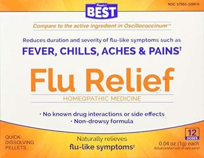 Flu Relief People's Best (273001)