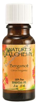 Bergamot essential oil 0.5 fl oz (PA 96302)