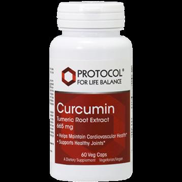 Curcumin 665 mg 60 vegcaps(EE CUR10)