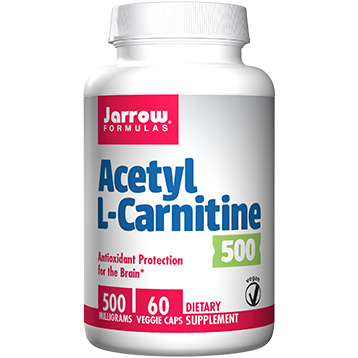 Acetyl L-Carnitine 500mg 90 tabs (EE 50374