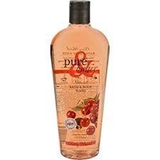 CHERRY ALMOND BODY WASH 12oz.